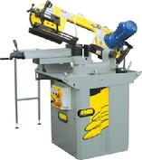 Pro miter series bandsaws 0 to 60 degrees to the right, swivel sawhead design,unmatched features you can depend on!