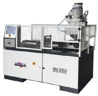 automatic miter cold saw cutting machine with programmable miter cut settings MACC NTA 370G Cold Saw