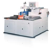 Precision aluminum saw cutting machines