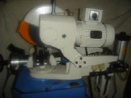 "14"" SEMI AUTOMATIC COLD SAW MACHINE."