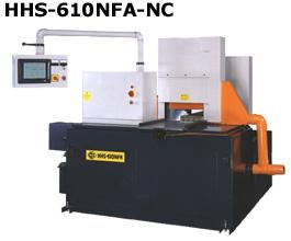Fully automatic high precision non-ferrous sawing machine.