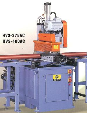 Hydraulic Vertical Slide Metal Cutting Cold Sawing Machine.