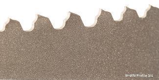 Bi Alfa Cobalt Bi Alfa Profile Roentgen Bandsaw Blades